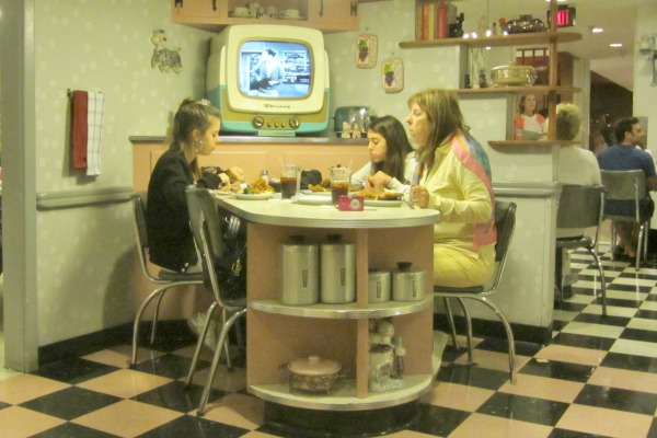 50's Prime Time Cafe Interior
