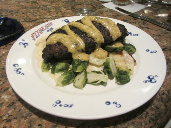 Flying Fish Cafe Walt Disney World Strip Steak