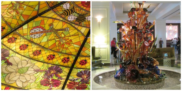 Gaylord Opryland Resort Art Collage