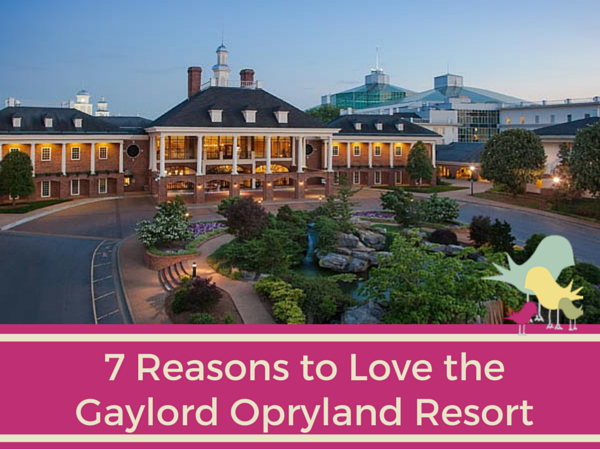 Gaylord Opryland Resort Exterior