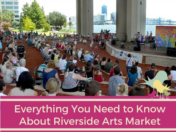 Jacksonville, Florida's Riverside Arts Market