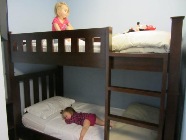 Wyndham Grand Orlando Bonnet Creek - Family Suite Bunk Beds
