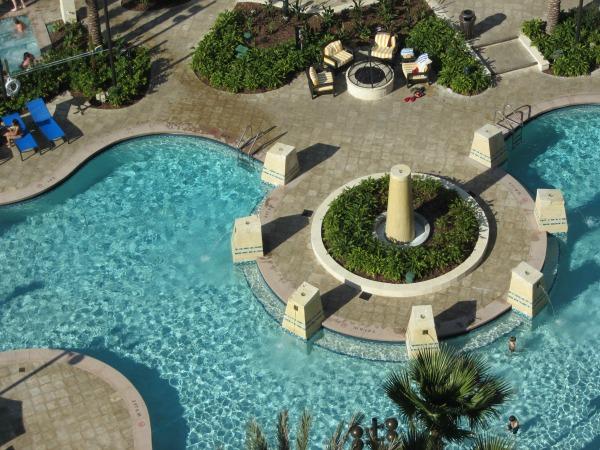 Wyndham Grand Orlando Resort Bonnet Creek Pool