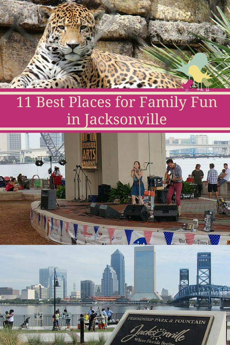 11 Best Places for Family Fun in Jacksonville