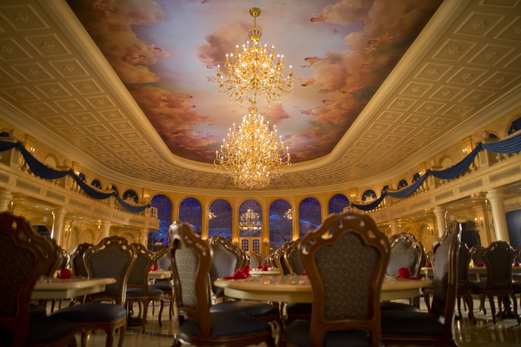 Why I Love Disney S Be Our Guest Restaurant Carrie On