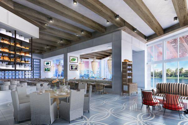 Loews Sapphire Falls Resort - Amatista Cookhouse