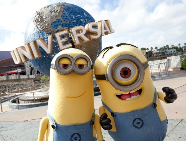 Universal Orlando Resort Minion Room