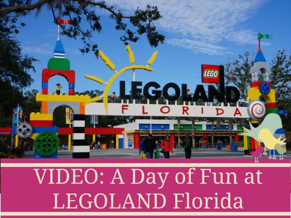 Video Look at LEGOLAND Florida
