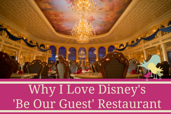disney's be our guest - blog