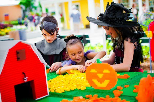 LEGOLAND Florida Halloween Brick or Treat