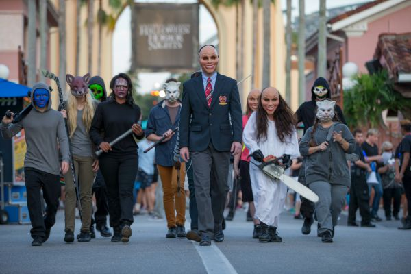 Universal Orlando Halloween Horror Nights - The Purge