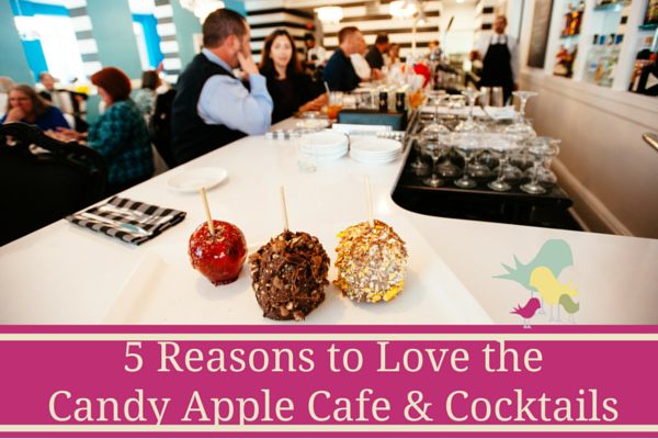 Candy Apple Cafe Jacksonville