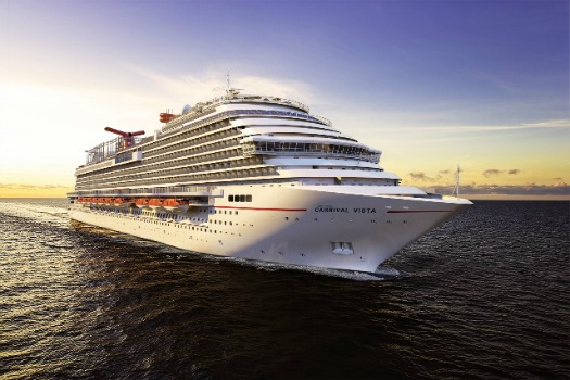 Carnival Vista - New Additions