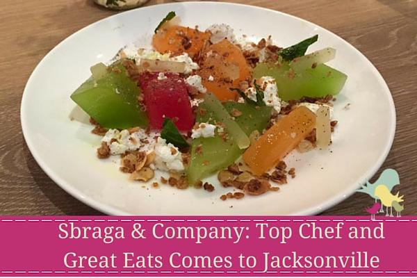 Sbraga & Company- A Look at Jacksonville's Newest Restaurant - blog