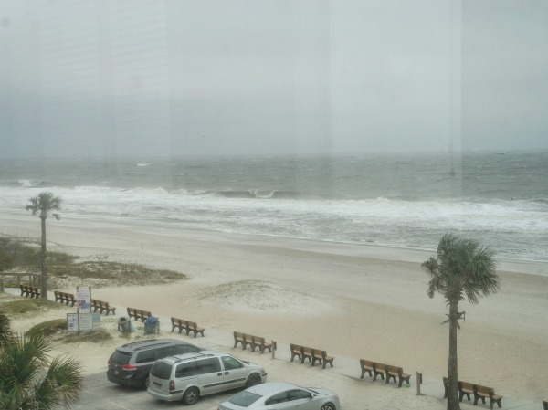 Seaside Amelia Inn - Beach View from Room