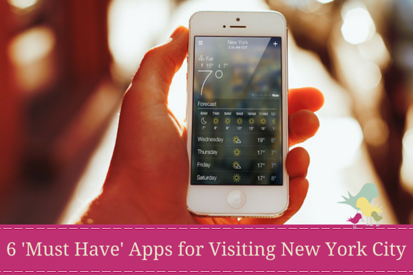 6 'Must Have' Apps for Visiting New York City - blog