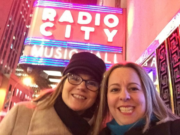 Fifty NYC - Radio City Music Hall