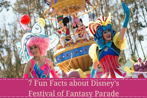 7 Fun Facts about Disney's Festival of Fantasy Parade - blog