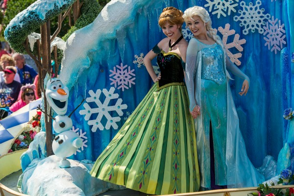 Festival of Fantasy - Frozen credit Matt Stroshane