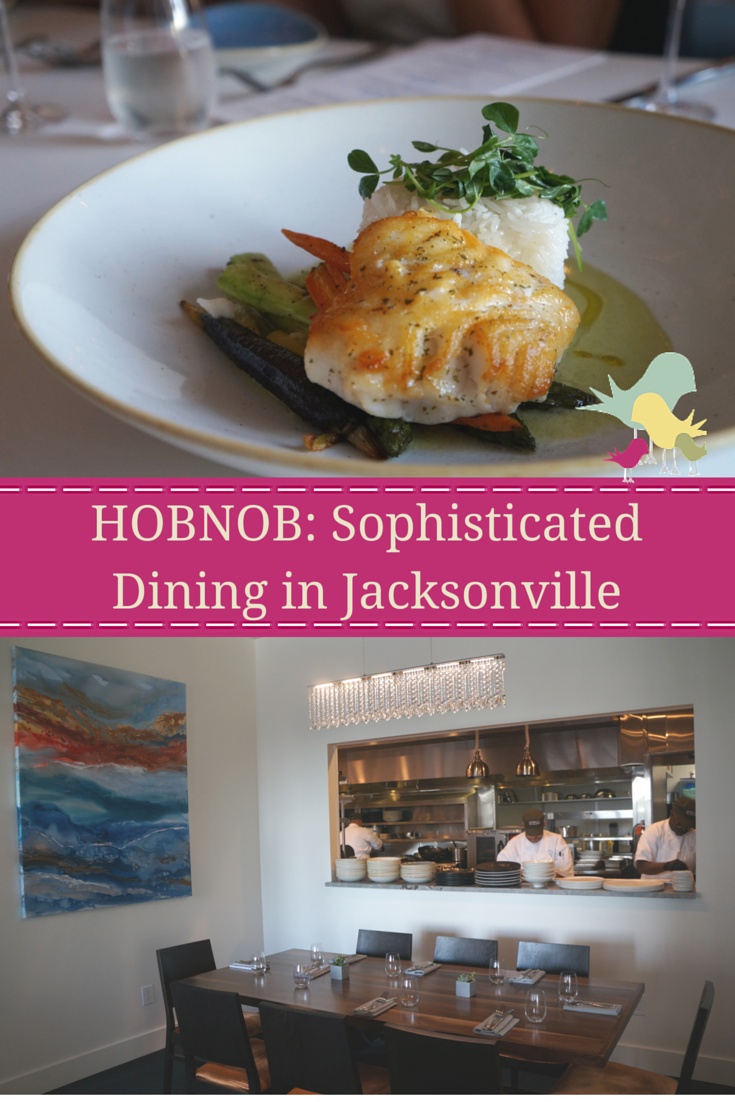 HOBNOB - Jacksonville, Florida's newest dining hotspot featuring great food, art and a welcoming atmosphere. #HOBNOBJax #ilovejax
