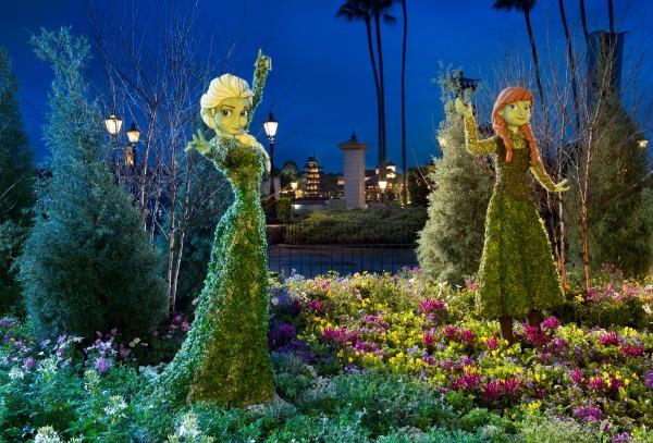 8 Fun Facts About The Epcot International Flower Amp Garden