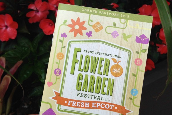 Fun Facts Epcot Flower & Garden Festival - guide