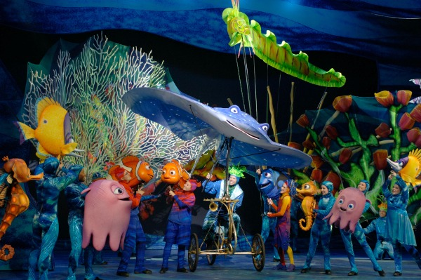 Animal Kingdom - Finding Nemo the Musical credit WDW Gene Duncan