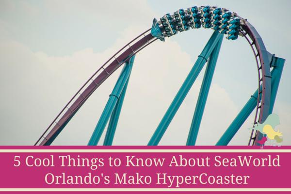 SeaWorld Orlando Mako HyperCoaster