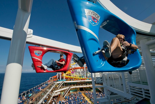 image courtesy of Andy Newman for Carnival Cruise Line
