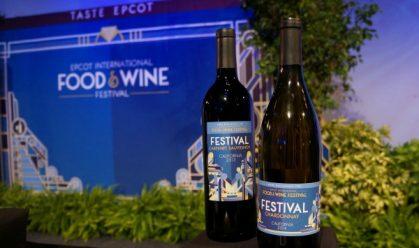 Epcot International Food & Wine Festival - Staging Bottles