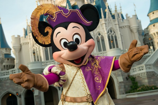 Mickey's Royal Friendship Faire Costume - credit David Roark WDW