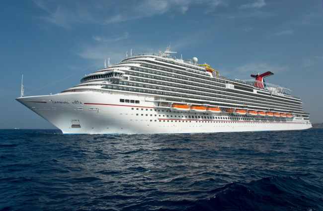 image courtesy of Carnival Cruise Line