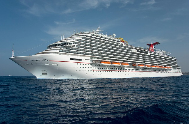 image provided by Carnival Cruise Line