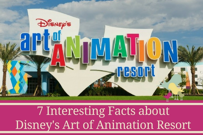 7 Interesting Facts about Disney's Art of Animation - blog