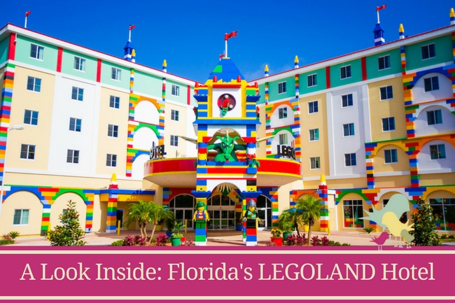 A Look Inside- Florida's LEGOLAND Hotel - blog