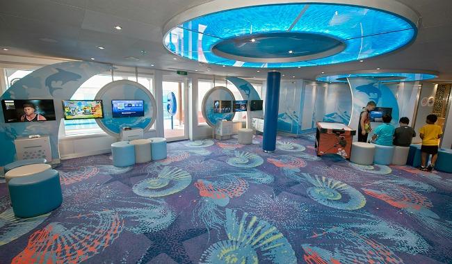 Carnival Cruise Camp Ocean - credit Andy Newman