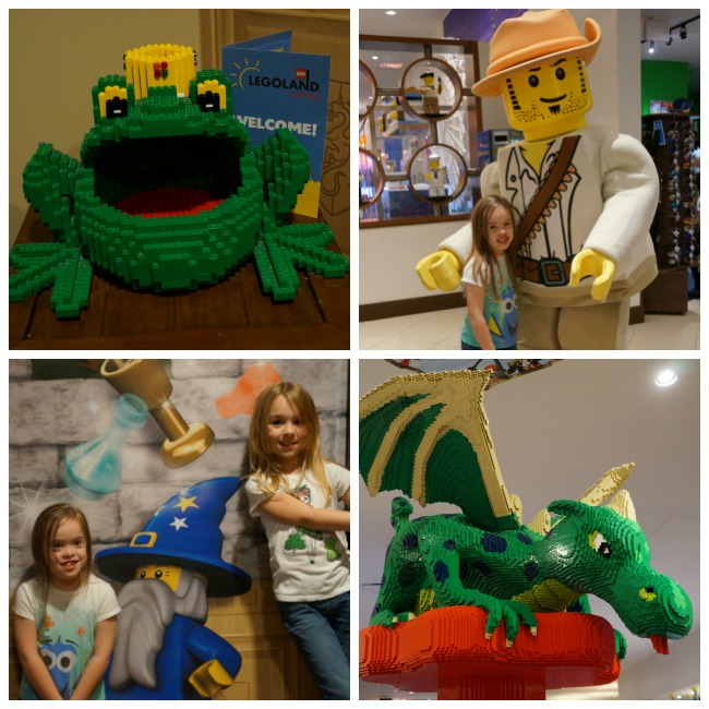 LEGOLAND Hotel Collage