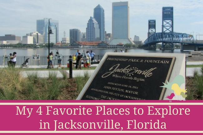My 4 Favorite Places to Explore in Jacksonville, Florida - blog