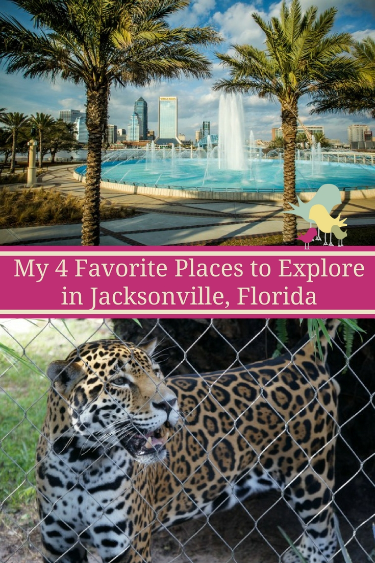 My 4 Favorite Places to Explore in Jacksonville, Florida  #ilovejax #onlyinjax #lovefl