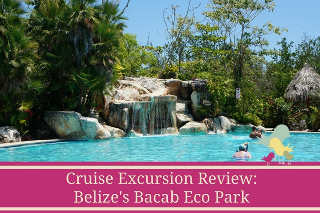 cruise excursion review- Belize Bacab Eco Park - blog