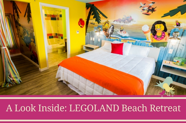 A Look Inside- LEGOLAND Beach Retreat - blog