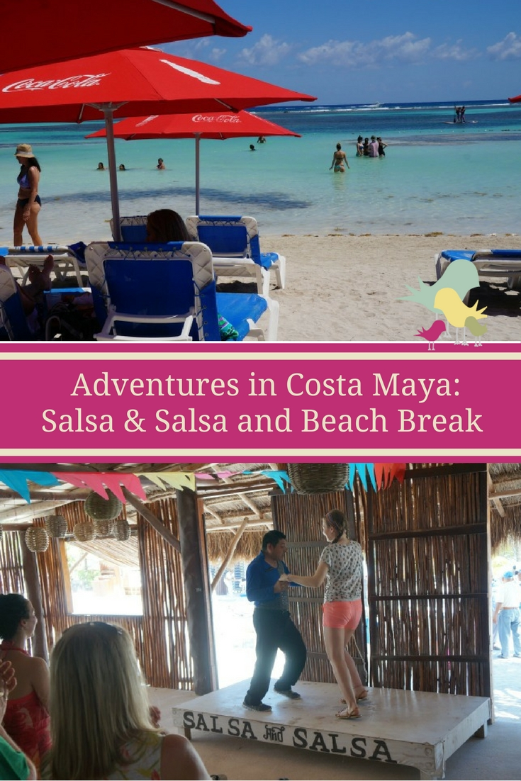 Adventures in Costa Maya: Salsa & Salsa and Beach Break - a Carnival Cruise Line Shore Excursion Review