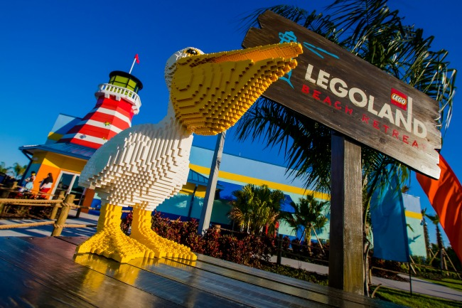 LEGOLAND Beach Retreat - credit Chip Litherland for LEGOLAND Florida