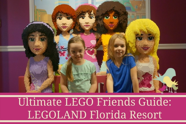 Ultimate LEGO Friends Guide- LEGOLAND Florida Resort - blog