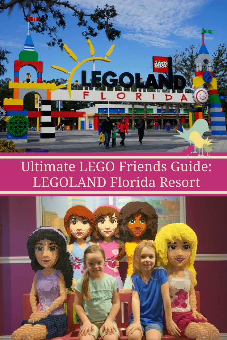 Ultimate LEGO Friends Guide: LEGOLAND Florida Resort @LEGOLANDFlorida #BuiltForKids
