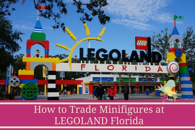 How to Trade Minifigures at LEGOLAND Florida