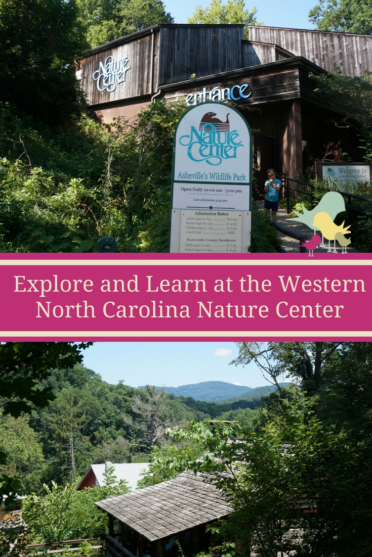 Explore and Learn at the Western North Carolina Nature Center in #Asheville.