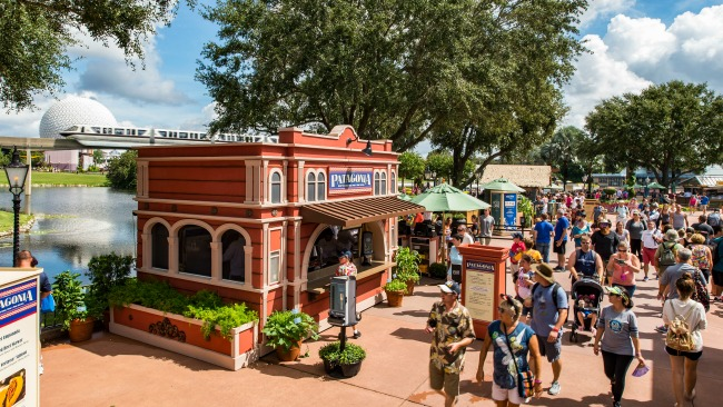 Epcot International Food & Wine Festival - credit WDW