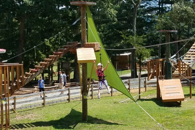 Asheville Adventure Center - KidZip