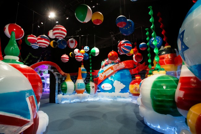 ICE-Gaylord Palms 2017 Christmas Around the World